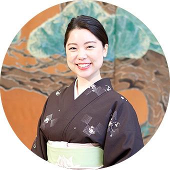 若女将/藤田 絵理華