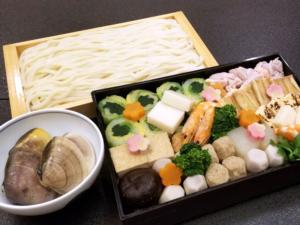 京都のお鍋は四季を問わず美味しい♪【京風うどんすき懐石プラン】